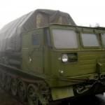 Тягач-вездеход АТС-59Г
