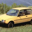 Автомобиль ЗАЗ-1102 «Таврия»