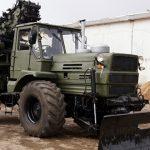 Землеройная машина ПЗМ-2