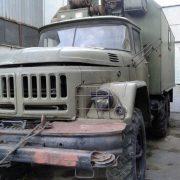 Автомобиль ЗИЛ-131 с хранения