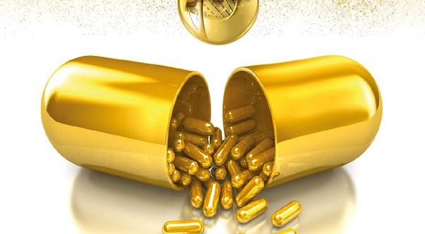 золото медицина