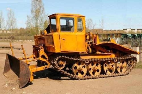 Трактор ТДТ-55