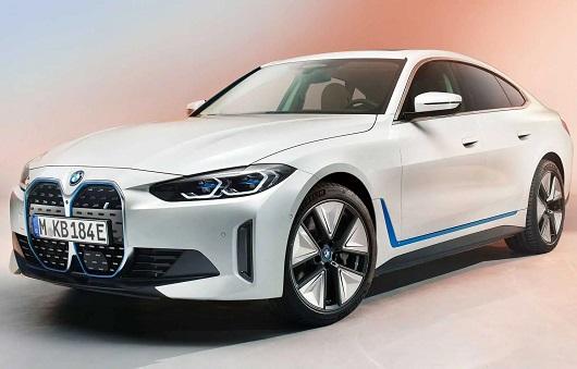 Новый BMW i4