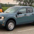 Ford Maverick 2022 - компактный грузовик