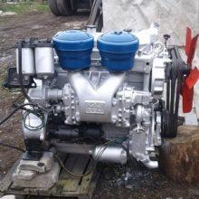 Двигатель ЯАЗ-М204 и ЯАЗ-М206. Принцип работы