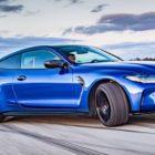 Спорткар BMW M4 Competition G82 (кратко)
