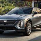 Автомобиль Cadillac LYRIQ (2023)