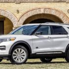 Ford Explorer King Ranch Edition (2021)