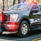 Пикап Ford F-150 для полиции США