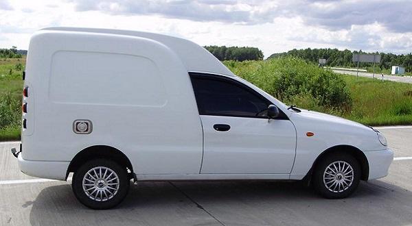 Фургон ЗАЗ Lanos Pickup