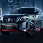 Nissan Patrol Nismo V8 - краткий обзор
