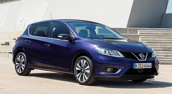 Nissan Pulsar 2014