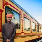 """Люксовый поезд """"Palace on Wheels"""" (Индия)"""