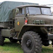 УРАЛ-375Д и его модификации