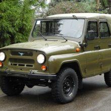 Автомобиль УАЗ-469. Правила ремонта