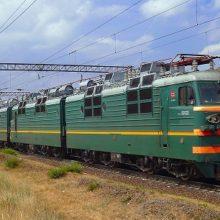 Электровоз ВЛ-80р: технические характеристики