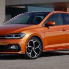 Новый Volkswagen Polo (2021)