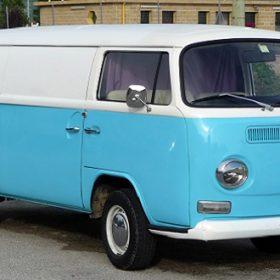 Автомобиль Volkswagen T2