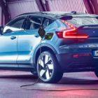 Электромобиль Volvo C40 Recharge