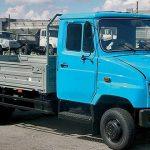 Автомобили ЗИЛ-5301 «Бычок»