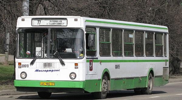 Автобус ЛИАЗ-5256