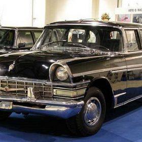 Автомобиль ЗИЛ-111
