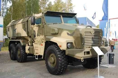 Армейские автомобили