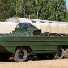 БАВ (ЗИЛ-485) — большой плавающий автомобиль