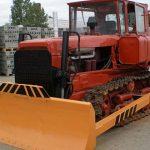 Бульдозер ДТ-75: технические характеристики