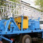Буровая установка УРБ-3А3 и её модификации