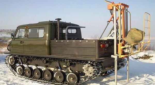 Буровая установка УБШМ-1-13