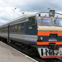 Дизель-поезда типа ДР