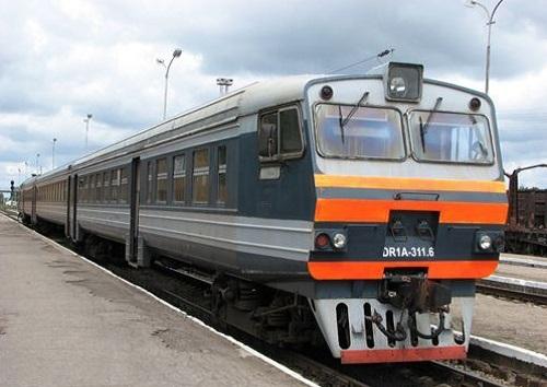дизель поезда