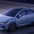 Xpeng P5 - конкурент для Tesla Model 3