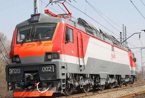Пассажирский электровоз ЭП-20