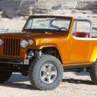 Jeep Jeepster Beach Commando