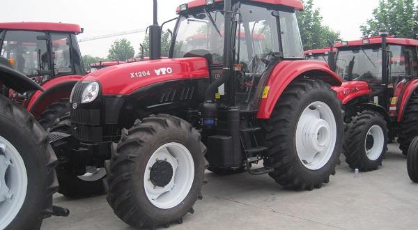 Китайские тракторы