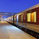 """Люксовый поезд """"Maharajas' Express"""" (Индия)"""