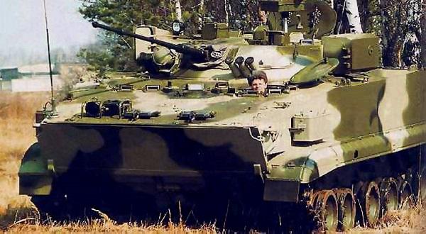Машина БРМ-3К «Рысь»