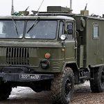Командно-штабная машина Р-142Н