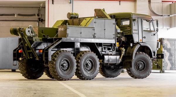 Машина технической помощи (МТП-2)