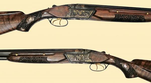 Охотничье ружьё ТОЗ-34