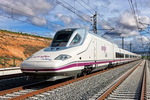 Скоростной поезд Talgo 350 (Испания)