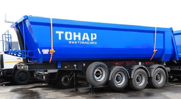 Полуприцеп Тонар-9523