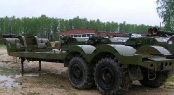 Полуприцепы МАЗ-938