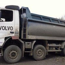 Самосвал Volvo FM 12