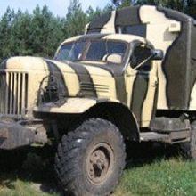 Танкоремонтная мастерская ТРМ-Б-60