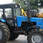 Трактор «Беларусь» МТЗ-100 и МТЗ-102